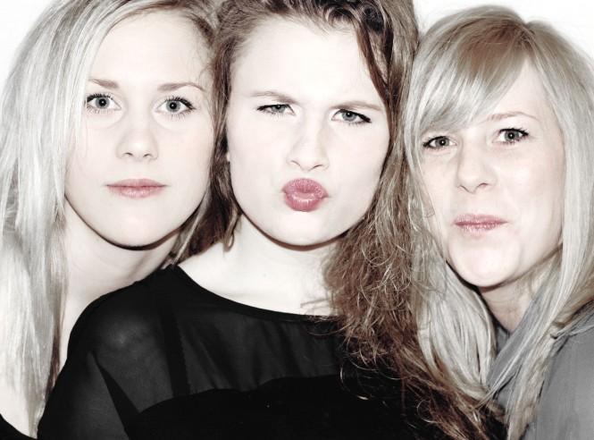 tre systrar