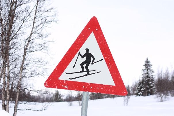 Akta för skidåkare