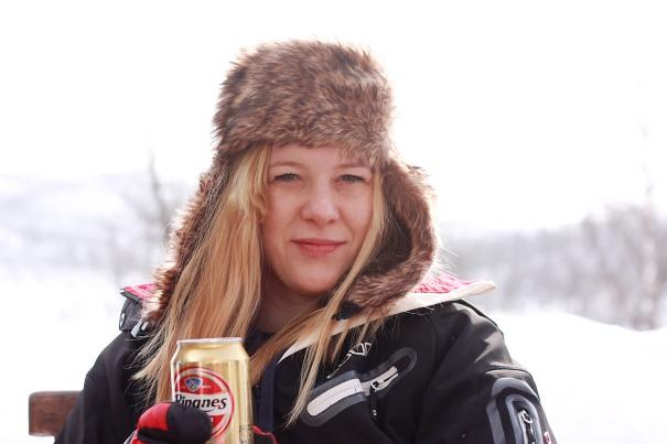 Fröken K lite mer norsk
