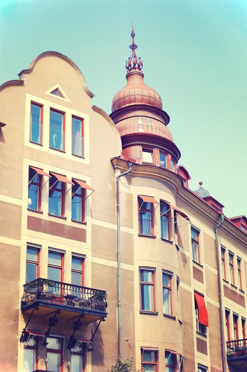 stockholmslägenhet