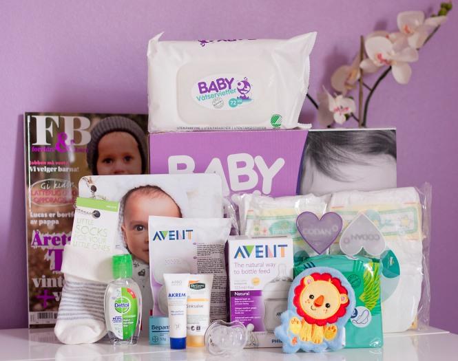 Apotek1 babybox
